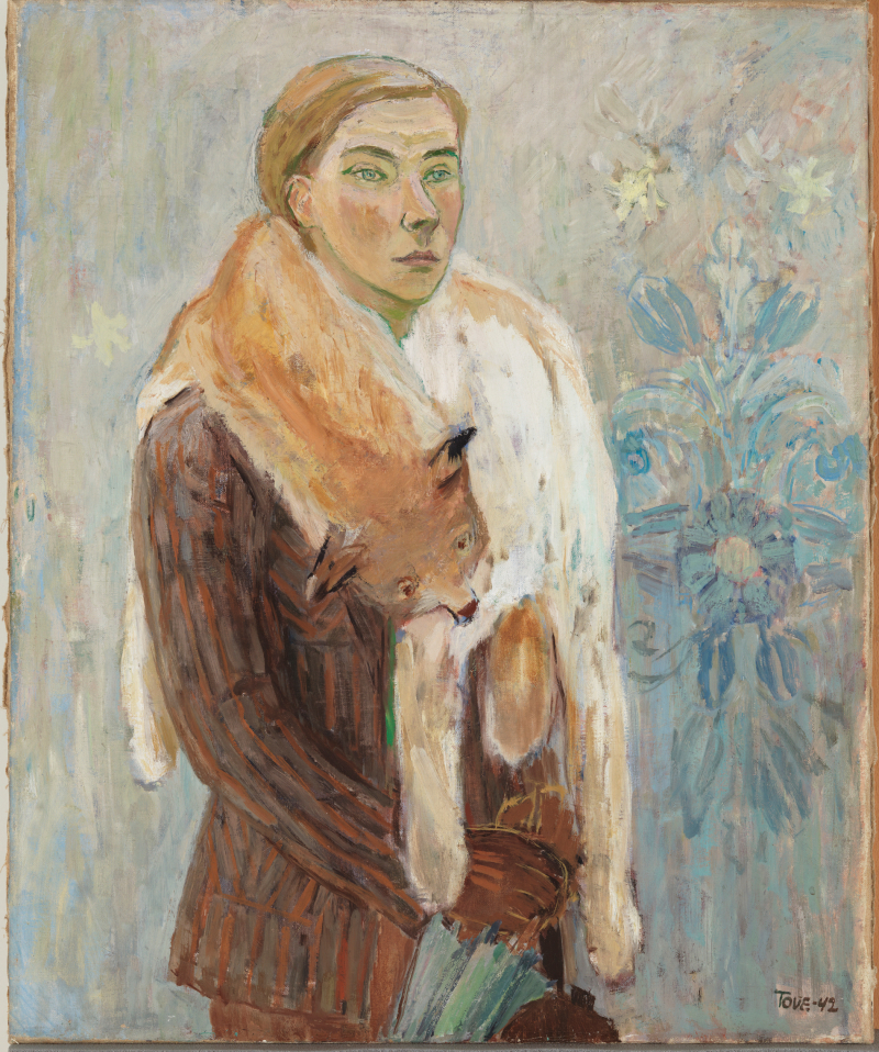3. Lynx Boa (Self-Portrait), 1942