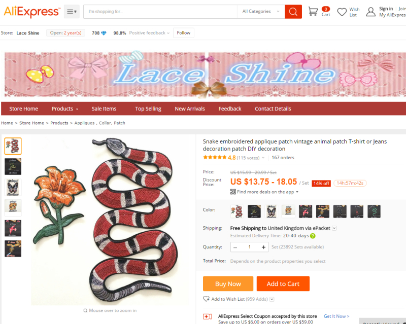 Aliexpress_snakeandflower_1