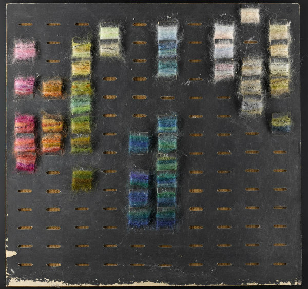 BernatKlein_Colour-board-1960