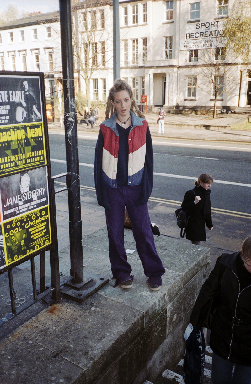 Photograph by Jason Evans, Untitled, Manchester, 1997 - 01