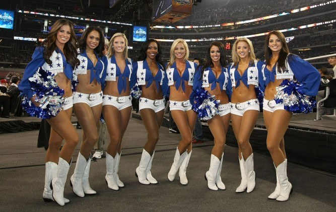 DallasCowboysCheerleaders