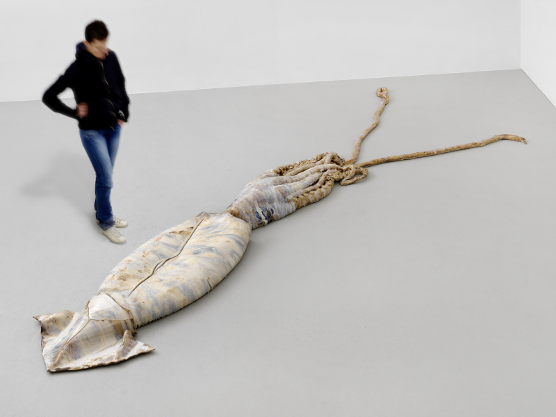 David Zink Yi  untitled (Architeuthis)  2010 b
