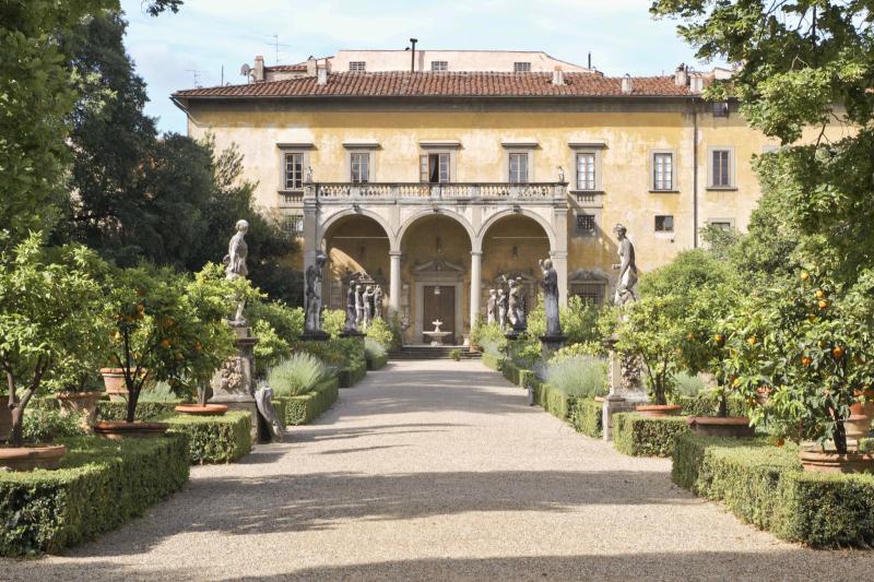 3 Palazzo e Giardino Corsini ph Susanna Stigler