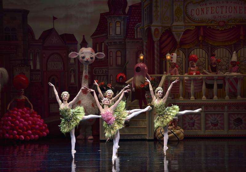 Stella Abrera in Whipped Cream  Photo Gene Schiavone  courtesy American Ballet Theatre