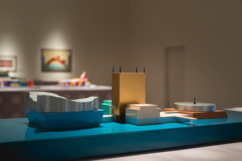 Abet Laminati_Atelier Mendini Le Architetture_Triennale_Groninger Museum_e