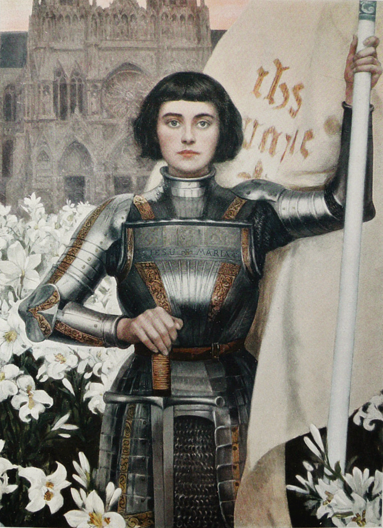 Joan of Arc_Albert_Lynch_1903