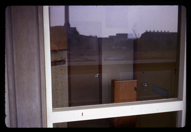 Slides of interiors circa 1970  by Peter Smithson. Courtesy of The Smithson Family Collection
