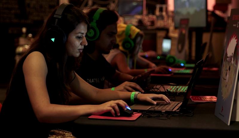 GamingTheRealWorldGamesforChange event LA