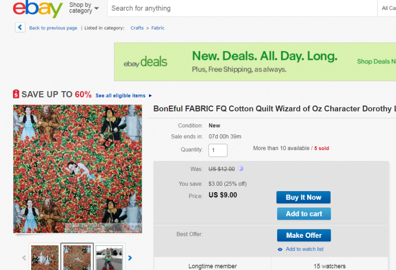 Ebay_WizardofOz_fabric