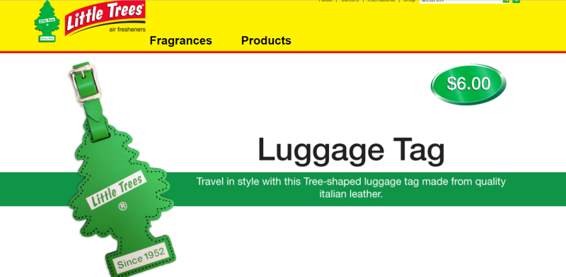 LittleTrees_LuggageTag