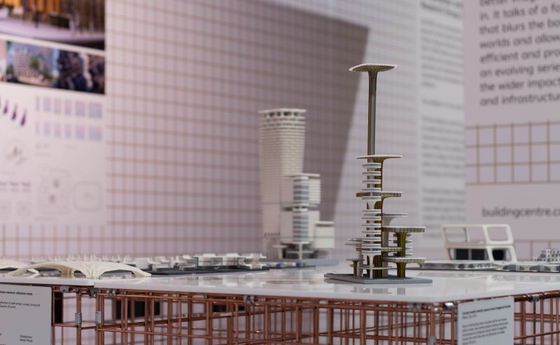 10_Concept Model_ Digital Turn_The Building Centre_-¬Chris Jackson